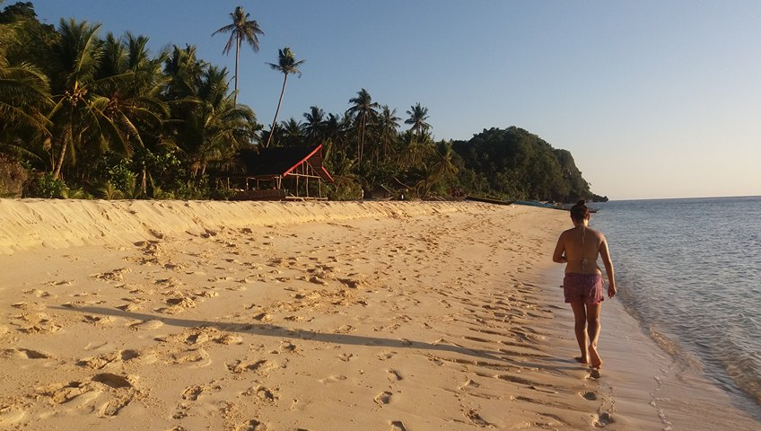 The Beach : Discovering Buruanga