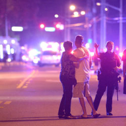 Mass shooting in an LGBT nightclub in Orlando, Florida, 50 dead