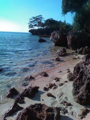 MINESWEEPER (Part1) : Discovering Buruanga