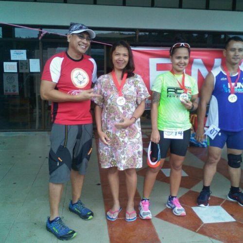 The FINISHER: 2016 Guimaras Marathon 2nd Edition