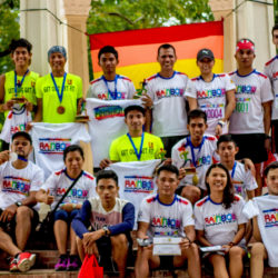 First Rainbow Marathon in Western Visayas