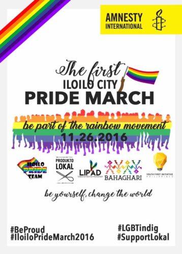 First Iloilo City Pride March