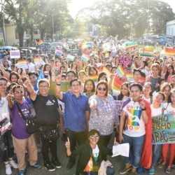 Time to #UniteNow: The 3rd Iloilo Pride March
