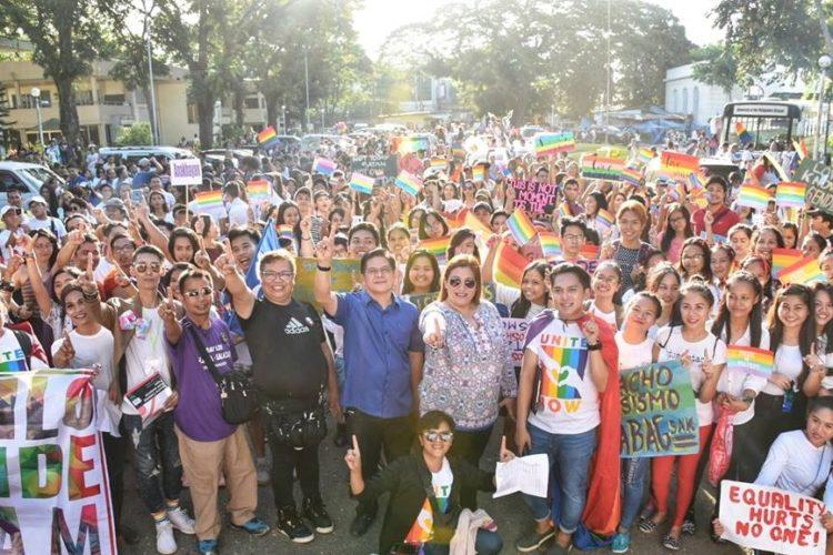 Time to #UniteNow: The 3rd Iloilo Pride March