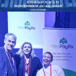 MedPayRx Team joins EXECinsurtech 2018