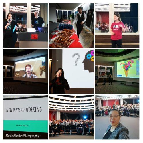 Women Techmakers Frankfurt : Job Revolution and New Ways of Working